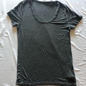 A New Day Grey Tee Sz S